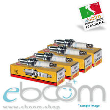 NGK ZKR7A-10 | 1691 4 x Candele accensione ALFA FIAT FORD LANCIA