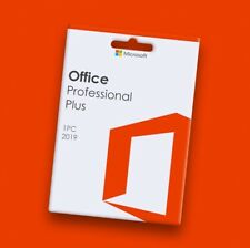 Lifetime office pro plus 2019 Genuine key win10 32/64 Bit💥instant delivery10s💥