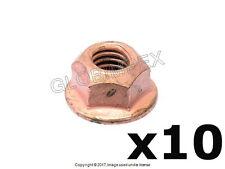 VOLKSWAGEN AUDI (1978-2010) Exhaust Manifold Nut 8 mm (10) O.E.M.