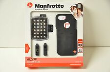 Manfrotto KLYP iPhone 5/5S Case with ML240 LED Light