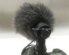 Furry Shotgun Microphone Windscreen WIND Muff for Nikon ME-1 Stereo Microphone
