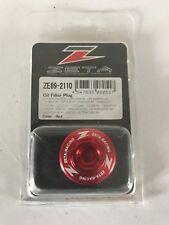 HONDA  CR125 R  CR 125 R  CR250  CR 250 R   1990-2007  ZETA OIL FILLER PLUG RED