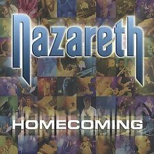 NAZARETH - HOMECOMING - GREATEST HITS LIVE - NEW CD