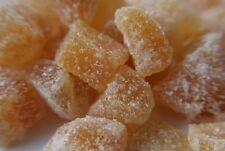 Crystallised Ginger Bulk 5 Kg Nuts Seeds Quality Food Snack Baking Ingredients