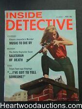 """Inside Detective"" Female Sniper Cover"