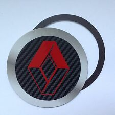 Magnetic Tax disc holder fits any renault clio scenic laguna espace red