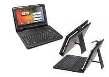 "FUNDA TECLADO USB 7""  PULGADAS TABLET PC  PESTAÑA RETRACTIL 22,5X11(13)X1,8CM"