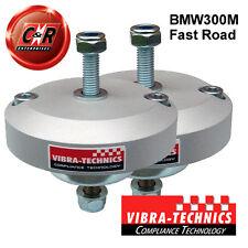 2xBMW 3 Series E30 M20 Eng 320-325 Vibra Technics Eng Mounts F.Road/Comp BMW300M
