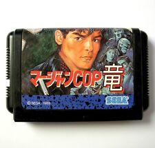 MAHJONG COP RYU (JAP) pour Sega Megadrive - Game for Sega Megadrive (NTSC / J)