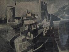 Adrien Seguin (1926-2005) -Encre de chine sur papier . v 329
