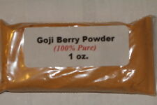 1 oz. Goji Berry Powder (100% Pure)