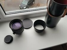 Carl Zeiss Jena DDR Sonnar 180mm 1:2,8 Lens for Pentacon Six 6 mount please read