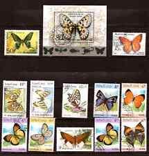 COREE/LAOS : les differentes especes de papillons 279T4