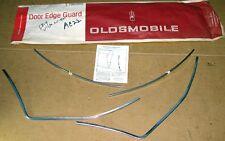68 69 OLDSMOBILE F85 VISTA CRUISER NOS ADELL ACCESSORY DOOR EDGE GUARDS 982900