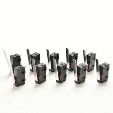10PCS Tact Switch KW11-3Z 5A 250V Microswitch 3PIN Buckle Practical 7N