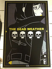 """The Dead Weather 24""""x36"""" band poster print"""