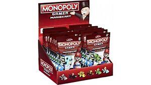 Monopoly Gamer Mario Kart Figur Sammel-Figuren Spiel-Figuren Auswahl Neu