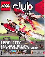 LEGO CLUB Magazine SEPTEMBER OCTOBER 2016 Ninjago Dimensions Star Wars