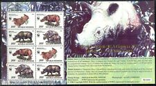 INDONESIA 1996 MNH SS, WWF, Rhino, SEA Games OVP
