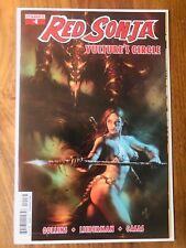 Red Sonja Vulture's Circle #4  Dynamite Entertainment Lucio Parrillo Cover VF
