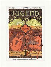 Titelseite der Nummer 22 von 1896 Hans Johannes Georg Pfaff Zentaur Jugend 3021