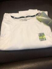 Men's Tek Gear Shirt x 3 White Short Sleeve Size Xxl