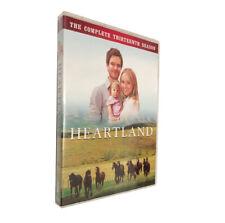 Heartland Sea son 13 DVD Complete Thirteenth Season, 4-Disc Set NEW