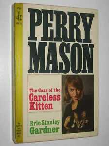 The Case of the Careless Kitten [Perry Mason Series] by Erle Stanley Gardner