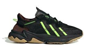 Adidas Pusha T Ozweego Fv2484 BLACK SNEAKERS King Push Size 10.5 US / 44.5 Eur