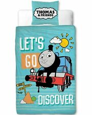 Thomas And Friends Lets Go Discover Toddler Duvet