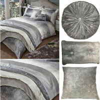 MOUSE CRUSHED COTTON VELVET OBLONG CUSHION COVER Limited Stock