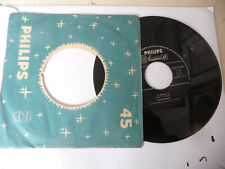 "TONY BENNETT""FIREFLY-DISCO 45 GIRI PHILIPS Italy 1961"""
