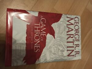 A Game of Thrones 01 The Graphic Novel, George R. R. Martin, Comic Lied Feuer ei