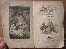 LES SOUPERS DE MOMUS (chansons bachiques), 1819.