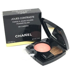 CHANEL JOUES CONTRASTE Powder Blush ** 180 Caresse ** BOXED