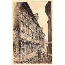 [14] Honfleur - Musée du Vieux Honfleur. 9 CARTES.
