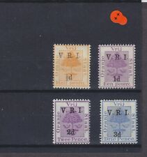 South Africa Orange Free State QV 1900 Mounted Mint Collection