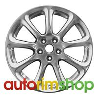 "Maserati Quattroporte 2008 2009 2010 19"" Factory OEM Rear Wheel Rim Polished"