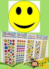 3D Children Stereoscopic Embellishmen Stickers lot 5 pcs Kids party favor gift