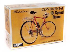 MPC 915 Schwinn Continental 10-Speed Bicycle plastic model kit 1/8