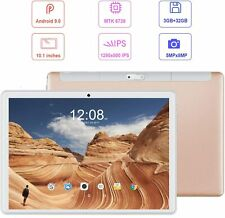 "Tablette Tactile 32GB 10.1"" 4G WiFi Android 9.0 DUODUOGO G10"