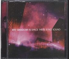 Riff Random - In Space There Is No Sound CD