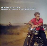 ROBBIE WILLIAMS : REALITY KILLED THE VIDEO STAR / CD - TOP-ZUSTAND