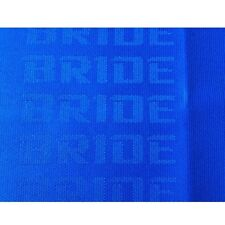 Blue 3mX1.6m Auto Bride Fabric Racing Car Seat Cover Cloth Decoration Material