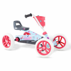 BERG Buzzy Bloom Pedal Go Kart Ride-On Car