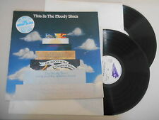 LP Rock Moody Blues - This Is The Moody Blues 2LP (26 Song) THRESHOLD