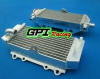 high-performance  aluminum radiator Kawasaki KX125 kx 125 2003 2004 03 04