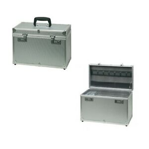 Comair Tool Box Pro Silver Friseurkoffer Arbeitskoffer Suitcase