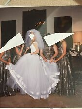 REDUCED  --- Vera Wang Couture Wedding Dress Size 2-4