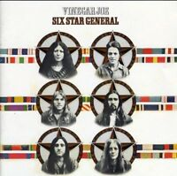 Vinegar Joe - Six Star General [CD]